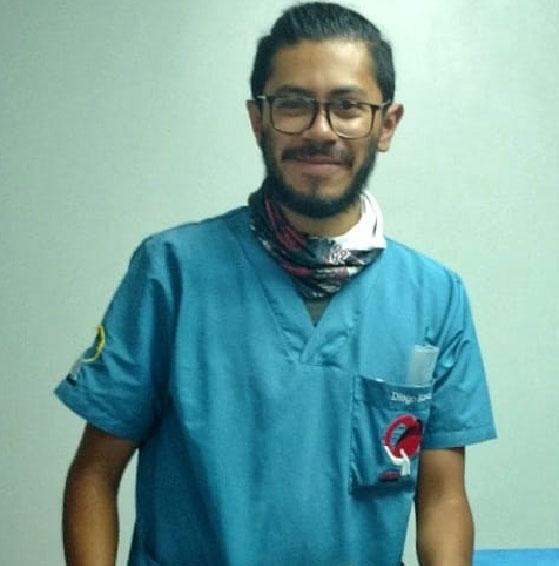 Dr. Diego Basa