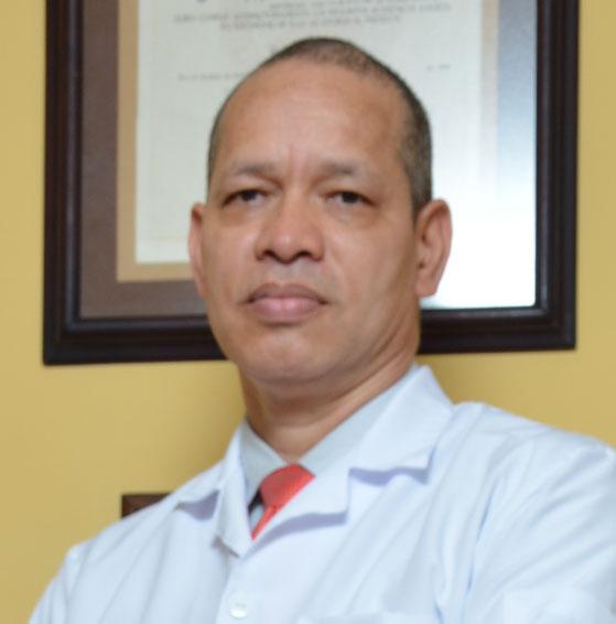 Dr. Jaime Antonio Gallego Jiménez